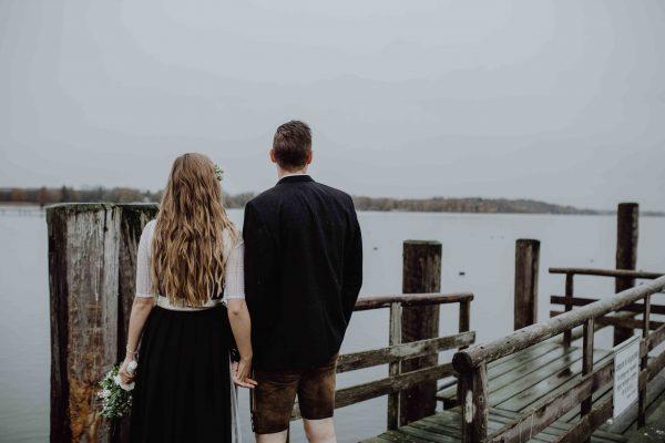 Christina und Hans - Standesamt am Chiemsee 19